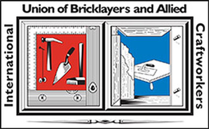 Bricklayers Local 1 Logo