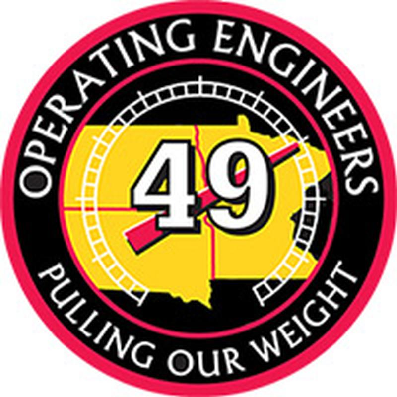 Operating Engineers Local 49 Logo